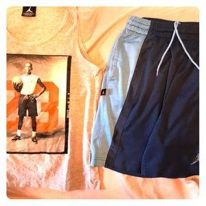 Michael Jordan Tank & Dri-Fit Shorts 🤙🏼